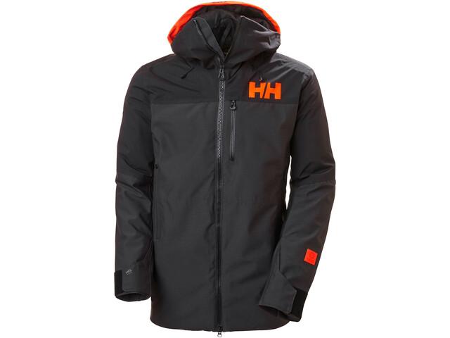 Helly Hansen Straightline Lifaloft Jacket Men, zwart